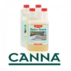 Canna Hydro Flores A+B 1L