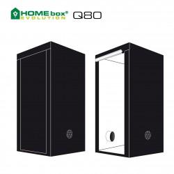 HOMEbox® Evolution Q80 80x80x160cm 0,64m²