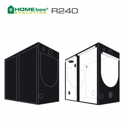 HOMEbox® Evolution R240 240x120x200cm 2,88m²