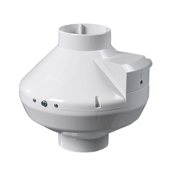 extracteur d 39 air vk 125mm 365m3 h vents growstore. Black Bedroom Furniture Sets. Home Design Ideas