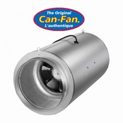 Extracteur d'air 3 vitesses Can-Fan Iso-Max 200mm 870m3/h-Extracteurs insonorisés- growstore.fr