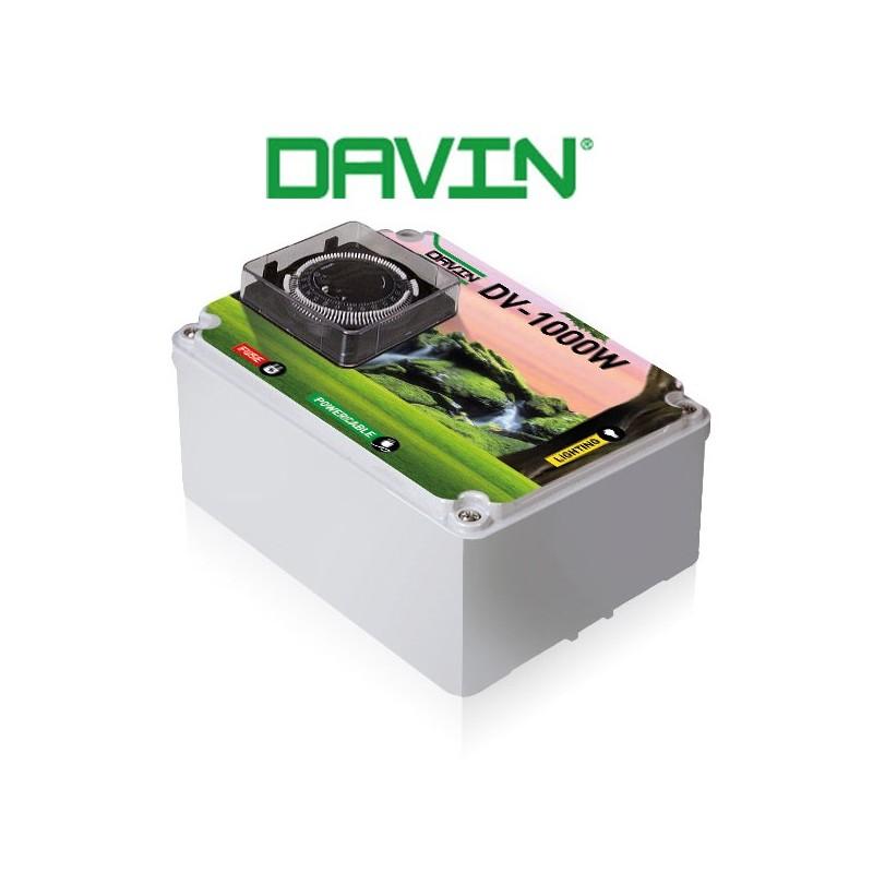 Timer 1x1000W Davin DV-1000W-Contrôleurs Climat- growstore.fr