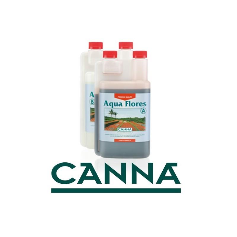 Canna Aqua Flores A+B 1L-A+B- growstore.fr