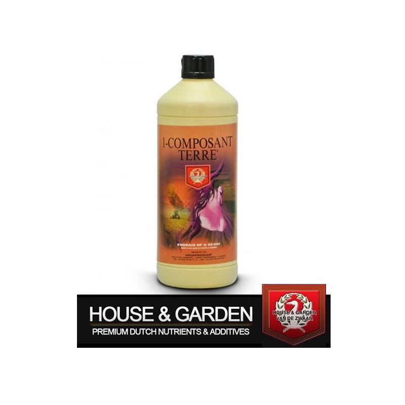 House & Garden 1-Composant Terre 1L-House & Garden- growstore.fr