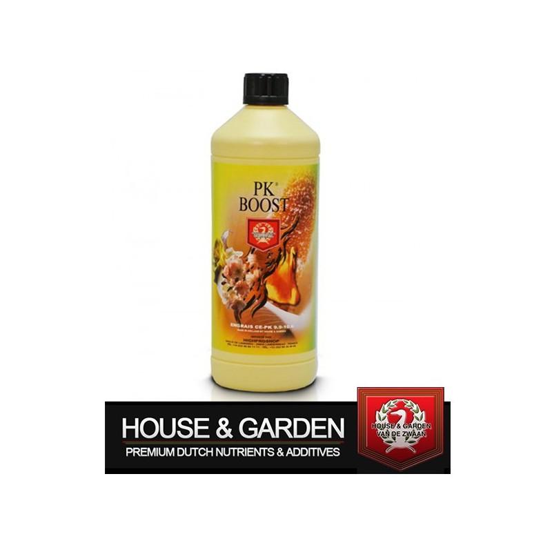 House & Garden Pk BOOST 1L-P,K,Ca,Mg...- growstore.fr
