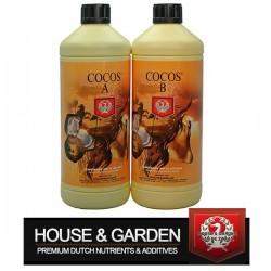 House & Garden Coco A+B 1L-Spécifiques Coco- growstore.fr