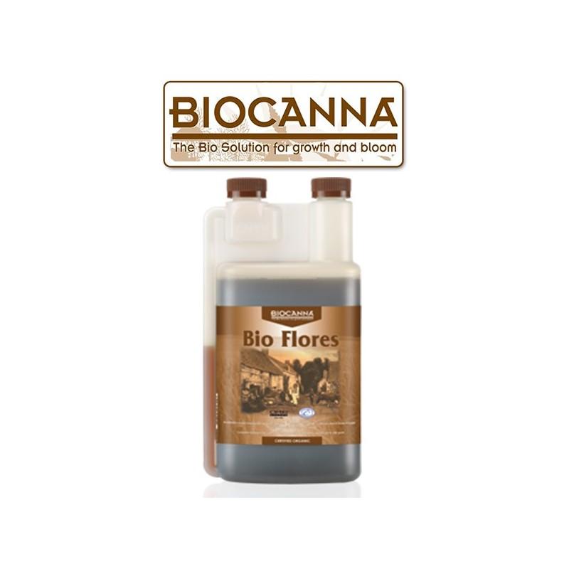 Biocanna Bio Flores 1L-Booster de floraison- growstore.fr