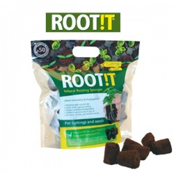 Sachet de 50 cubes Root It-Substrats de propagation- growstore.fr