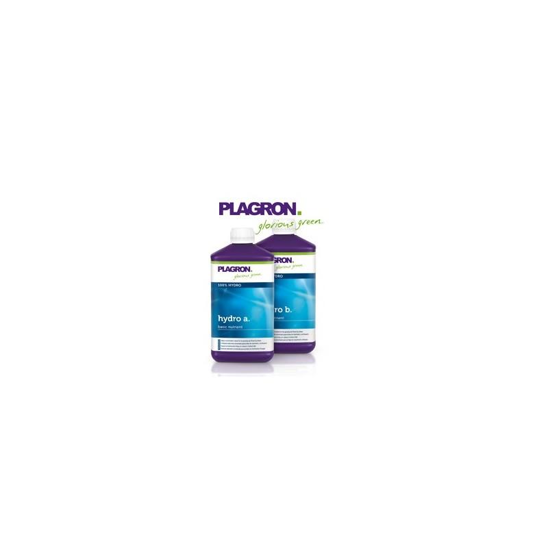 Plagron  Hydro A&B 1L-A+B- growstore.fr