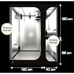 LODGE L160 (160x120x205cm)