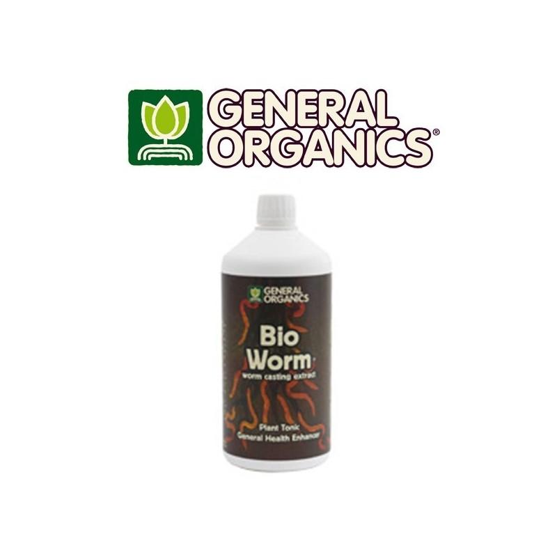 General Organics Bio Worm 500ml-Bactéries bénéfiques- growstore.fr