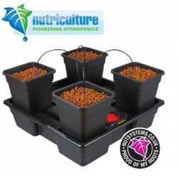 Wilma Large 4 pots 11 Litres Nutriculture