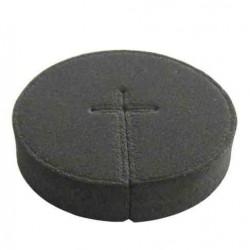 Insert mousse Néoprène 7,5cm Noir pour pot panier