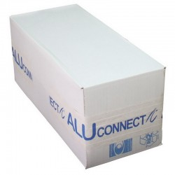 Gaine Alu 127mm Carton de 10 mètres-Gaines- growstore.fr