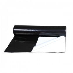 Bâche Noir/Blanc 125µm EasyGrow 2x100M