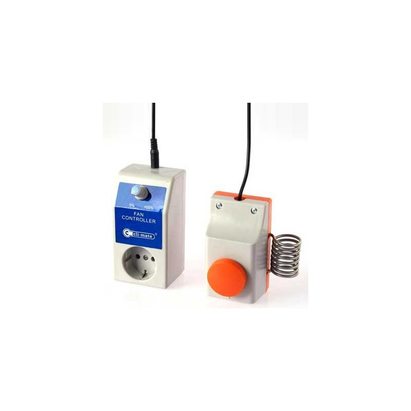 Fan Controller (variateur + thermostat)-Contrôleurs & Variateurs- growstore.fr