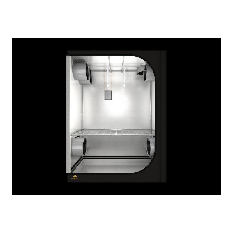DR150w R3.00 - Dark Room Wide 150x90x200 cm - Secret Jardin-DarkRoom- growstore.fr