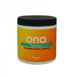 ONA Block Tropics 175gr-Gels & Blocs- growstore.fr