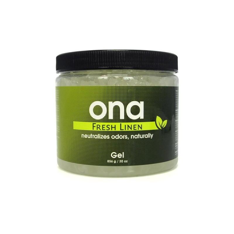 ONA Gel Fresh Linen 856gr-Gels & Blocs- growstore.fr