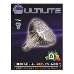 CULTILITE - LED BOOSTER 15W-GROW-6400K-Eclairage L.E.D.- growstore.fr