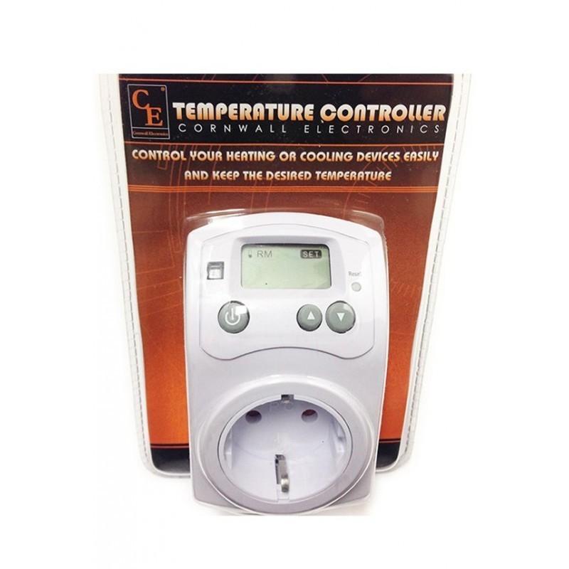 Temperature controler cornwall éléctronics-Contrôleurs Climat- growstore.fr