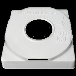 Cube Cap 7.5x7.5cm-Laine de roche- growstore.fr