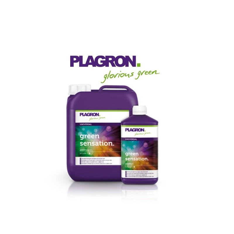 Green Sensation 5L PLAGRON-Fin de floraison- growstore.fr