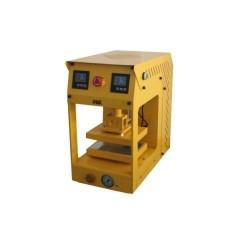 Presse Rosin automatique 20 tonnes avec plaques 15x20cm pour extraction de résine
