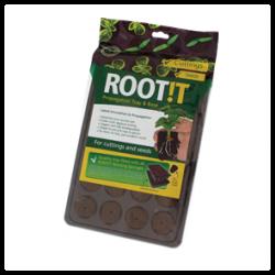 Plateau de 24 cubes Root It-Substrats de propagation- growstore.fr