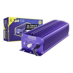 Ultimate Pro 600W 400V Ballast Contrôlable LUMATEK-Ballasts électroniques- growstore.fr