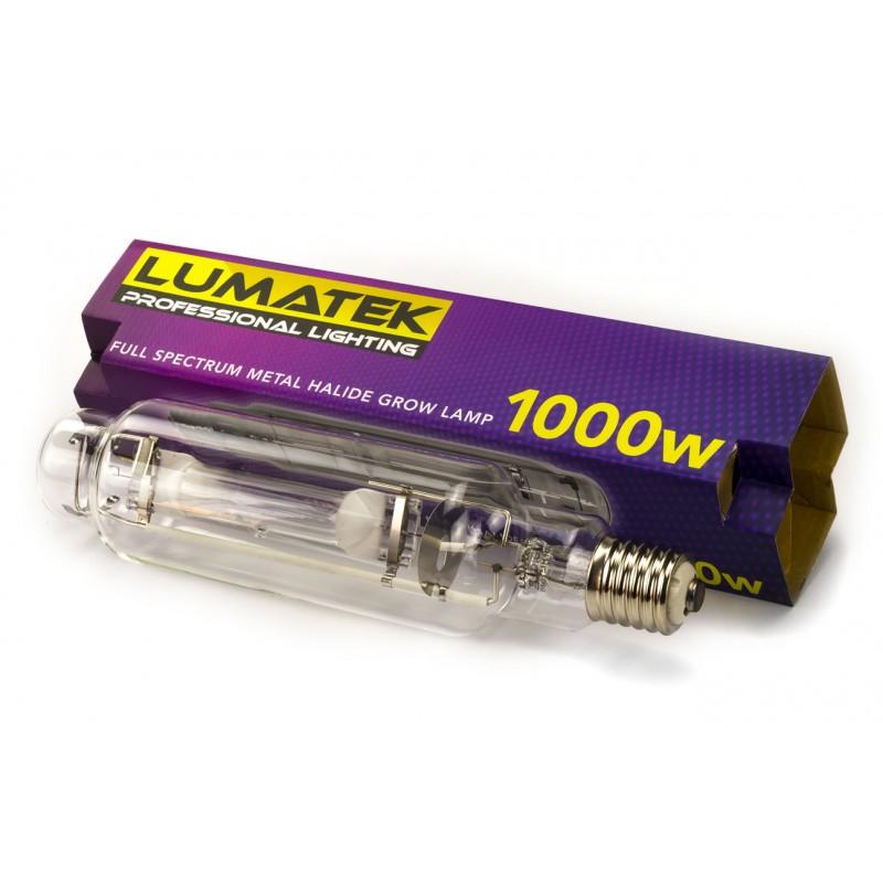 Ampoule MH 1000W 240V LUMATEK-Ampoules MH- growstore.fr