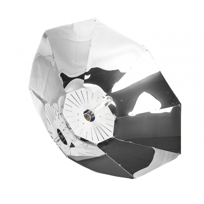 Réflecteur TURRICAN PARABOLIC MIRO LUMATEK-Réflecteurs ouverts- growstore.fr