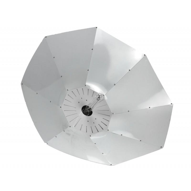 Réflecteur TURRICAN PARABOLIC BLANC LUMATEK-Réflecteurs ouverts- growstore.fr