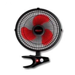 Ventilateur Clip-Fan 25cm 8W