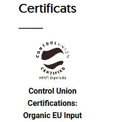 Biobizz Worm Humus 40L - Certification