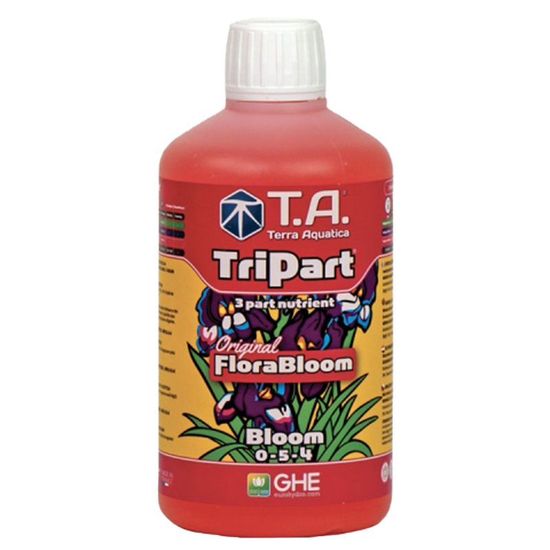 TriPart Bloom® (Flora Series®) - TERRA AQUATICA (GHE) - 500ml-Tripart- growstore.fr