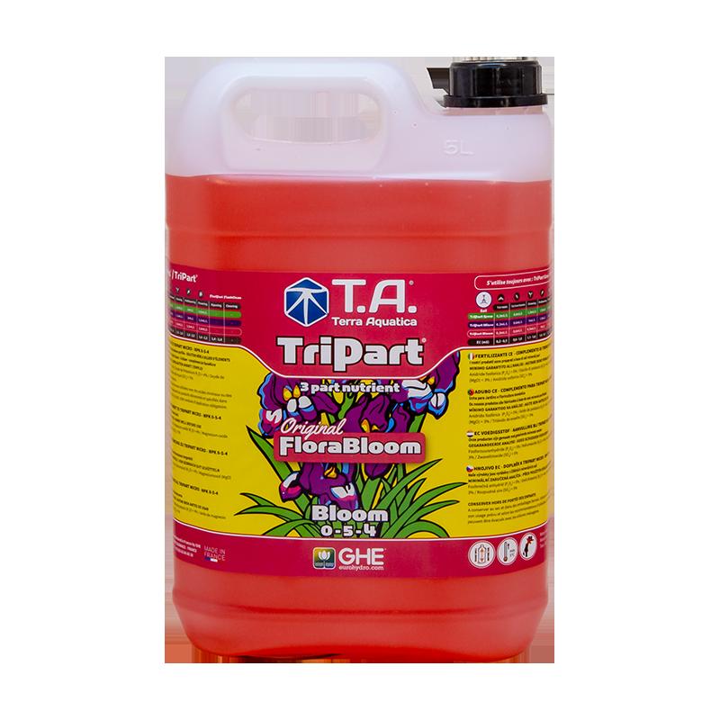 TriPart Bloom® (Flora Series®) - TERRA AQUATICA (GHE) - 5L-Tripart- growstore.fr