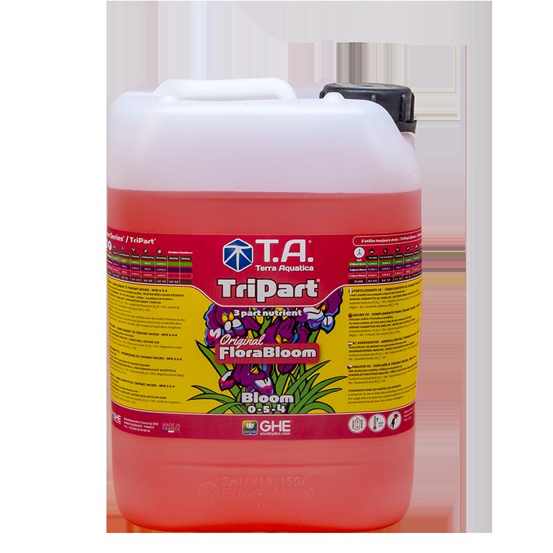 TriPart Bloom® (Flora Series®) - TERRA AQUATICA (GHE) - 10L-Tripart- growstore.fr