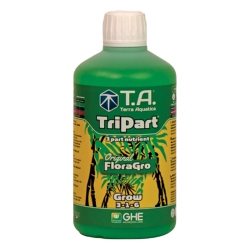 TriPart Grow® (Flora Series®) - TERRA AQUATICA (GHE) - 500ml-Tripart- growstore.fr