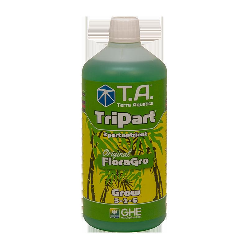 TriPart Grow® (Flora Series®) - TERRA AQUATICA (GHE) - 1L-Tripart- growstore.fr