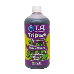 TriPart Micro (Flora Series®) - TERRA AQUATICA (GHE) - 1L-Tripart- growstore.fr