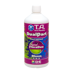 DualPart® (FloraDuo®) Bloom - TERRA AQUATICA (GHE) - 1L