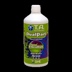 DualPart® (FloraDuo®) Grow - TERRA AQUATICA (GHE) - 1L-A+B- growstore.fr