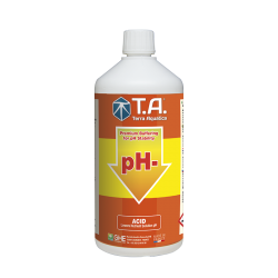 pH Regulator / Down pH- / TERRA AQUATICA (GHE) - 1L