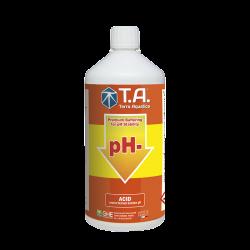 pH Regulator / Down pH- / TERRA AQUATICA - 1L-pH Down -- growstore.fr