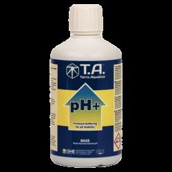 pH Regulator / Up pH+ / TERRA AQUATICA - 500mL-pH Up +- growstore.fr