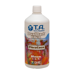DualPart Coco® (FloraCoco®) Bloom - TERRA AQUATICA (GHE) - 1L