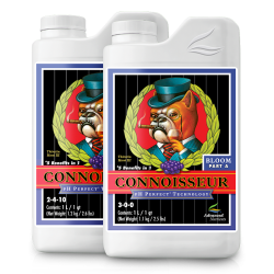 pH Perfect Connoisseur Bloom Part A / B - ADVANCED NUTRIENTS - 500ml / 1L / 4L / 10L