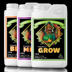ph Perfect Grow / Micro / Bloom - ADVANCED NUTRIENTS - 500ml / 1L / 4L / 10L