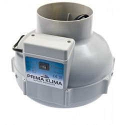 Extracteur d'air VPK 125mm 220-360m3/h 2 vitesses Prima Klima-Extracteurs- growstore.fr